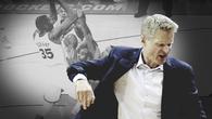 Đối đầu Rockets, Warriors chuyền bóng ít đến ngạc nhiên