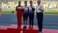 Giải điền kinh Đài Loan mở rộng: Bùi Thị Thu Thảo giành HCV nhảy xa