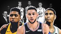 Có đến 4/5 tân binh xuất sắc nhất lịch sử NBA thuộc lứa năm nay, một thế hệ quá bá đạo