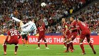 Siêu phẩm của Bale giúp Real Madrid hạ Liverpool, 3 lần liên tiếp vô địch Champions League