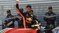 Đua phân hạng Monaco GP: Daniel Ricciardo giành pole