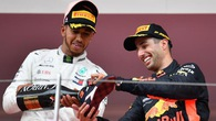 Hamilton sẽ ngăn chặn Ricciardo gia nhập Mercedes?