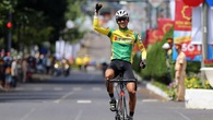 Pered Javier sắp chạm tay vào Áo Vàng chung cuộc Cúp xe đạp BTV 2018