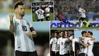 GHQT: Messi đạt cột mốc ngoạn mục bằng hat-trick giúp Argentina nghiền nát Haiti