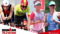 Infographic Techcombank Ironman 70.3 Vietnam 2018