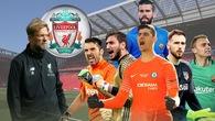 Liverpool chọn phương án B nào khi khó mua thủ môn đắt nhất thế giới Alisson?