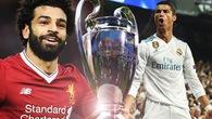 """Ronaldo và Salah """"lên bàn cân"""" trước chung kết Champions League"""