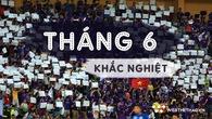 Lịch thi đấu V.League 2018 tháng 6 căng thẳng ra sao, đội nào bất lợi nhất?