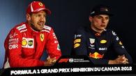 Đua phân hạng Canada GP: Sebastian Vettel lập kỷ lục khó tin