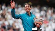 Hạ gục Dominic Thiem, Rafael Nadal lần thứ 11 vô địch Roland Garros