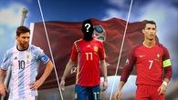 Bí ẩn tiền đạo TBN có hiệu suất ghi bàn khủng hơn cả Ronaldo và Messi