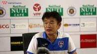 HLV Than Quảng Ninh thán phục Hà Nội FC bất bại lượt đi, xứng đáng vô địch