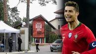 """Chủ nhà Nga lập """"boong-ke"""" bao bọc cho Ronaldo ở World Cup 2018"""