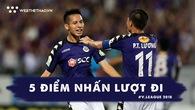 5 điểm nhấn lượt đi V.League 2018: Hà Nội FC bỗng dưng được yêu?