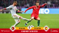 Ramos sợ Ronaldo hay… VAR ở trận mở màn Tây Ban Nha - Bồ Đào Nha?