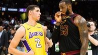 """Nếu LeBron James đến Lakers, Lonzo Ball có thể sẽ trở thành """"vật tế thần"""""""