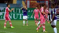 Hà Nội FC mất chuỗi bất bại bằng thất bại sấp mặt trước Sài Gòn FC