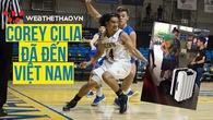 Corey Cilia đã đặt chân đến Tp.Hồ Chí Minh, nhưng khả năng ra sân cho City Wings còn bỏ ngỏ