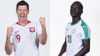 Link xem trực tiếp trận Ba Lan - Senegal ở World Cup 2018