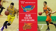 Hochiminh City Wings vs Danang Dragons: Đại chiến Big-man