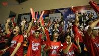 """CĐV Saigon Heat tưng bừng mở hội ngay tại """"thánh địa"""" Bách Khoa"""