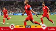 Người hùng Harry Kane giải cứu tuyển Anh trước Tunisia vào phút chót