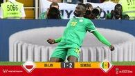 """Đánh bại """"đại bàng trắng"""" Ba Lan, Senegal gỡ thể diện cho châu Phi"""