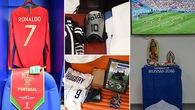 Argentina lập... ban thờ & Hành trình khám phá phòng thay đồ của các đội tuyển ở World Cup 2018