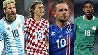 Nigeria hạ Iceland, Argentina có bao nhiêu cơ hội vượt vòng bảng World Cup?