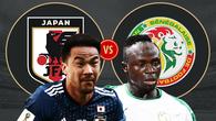 Link xem trực tiếp trận Nhật Bản - Senegal ở World Cup 2018