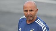 Tương lai của HLV Sampaoli vẫn được đảm bảo tới sau trận đấu với Nigeria