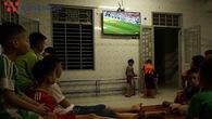 """Xem World Cup ở ngôi chùa cưu mang gần 400 phận đời """"lạc trôi"""""""
