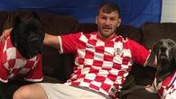 Đội tuyển Croatia chiến thắng nhờ... phép màu của Stipe Miocic?