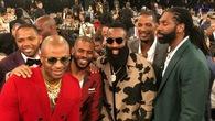 NBA Awards 2018 hỗn loạn vì phong cách thời trang của các sao