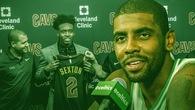 """Bị tân binh Collin Sexton """"chôm số áo"""" ở Cavaliers, Kyrie Irving đã nói gì?"""