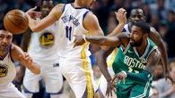 Kyrie Irving chọn ra đội hình trong mơ cho năm 2058, LeBron James không thích điều này