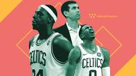 Nhìn lại phép màu 5 năm và cuộc hồi sinh thần kỳ của Boston Celtics, không có thành tựu nào là may mắn