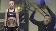 Rose Namajunas từ chối lời xin lỗi của McGregor sau vụ tấn công xe bus UFC 223