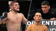 So với Khabib, Nate Diaz sẽ là đối thủ thích hợp hơn cho Conor McGregor?