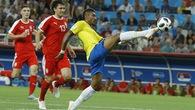 Bản tin World Cup ngày 27/6: Serbia 0-2 Brazil  Thụy Sĩ 2-2 Costa Rica (kết thúc)