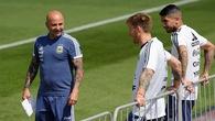 Sampaoli xếp vai trò mới cho Messi và lên xong công thức đánh bại tuyển Pháp