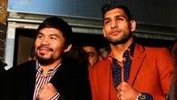 Amir Khan tái xuất trong tháng 9, hy vọng sớm đối đầu Manny Pacquiao