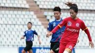 Vòng 5 Giải bóng đá nữ VĐQG 2018: Hà Nội xây chắc ngôi đầu