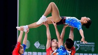 Giải VĐTG Aerobic 2018: Việt Nam lọt Top 4 đội mạnh nhất