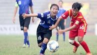 Vòng 5 Giải bóng đá nữ VĐQG 2018: TPHCM II và Sơn La có điểm số đầu tiên