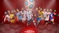 Những thống kê thú vị nhất từ danh sách cầu thủ 32 ĐT  dự World Cup 2018