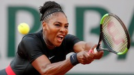 Roland Garros: Serena Williams giấu chấn thương để thi đấu?
