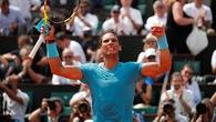 Roland Garros ngày thứ 12: Tạnh mưa, Rafael Nadal ngược dòng tiến vào bán kết
