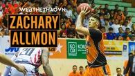 Thi đấu áp đảo hoàn toàn MVP Jaywuan Hill, ai còn hoài nghi về ngoại binh da trắng Zachary Allmon?