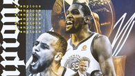 Curry vẫn là Curry, không có chuyện cổ tích nào ở đây, Warriors lên ngôi vô địch NBA lần 3
